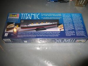 Titanic plastic scale model Kawartha Lakes Peterborough Area image 2