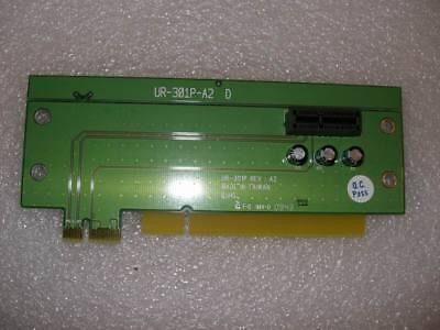 Risercard PCIe x1, Unicorn UR-301P-A2 gebraucht kaufen  Beulich