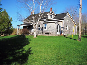 5.7 Acres fenced pastures, horse barn, charming Hampton Home!!