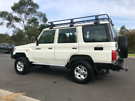 2008 VDJ76 toyota landcruiser wagon RWC completed Ferntree Gully Knox Area image 2
