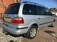 2005 Ford Galaxy 1.9 TDi 115 Silver 5 Door MPV 7 Seater M.O.T OCT