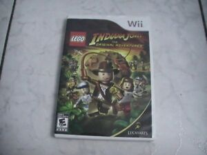 Wii GAME DISC INDIANA JONES ---  $25