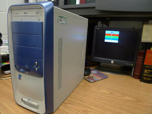 Pentium 4 Computer with Ram and Case, CD no Hard Drive