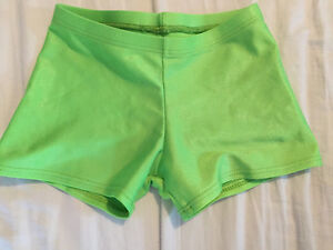 Cuissards verts neuf pour fille 8-10 ans