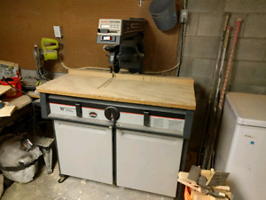 Cabinetmakers Series Radial Arm Saw