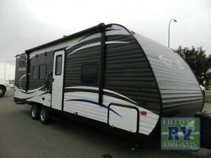 2018 Dutchmen RV Aspen Trail 2710BHWE