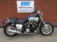YAMAHA V MAX 1200 FULL POWER 1995, ONLY 5,780 MILES, GOOD ORIGINAL CONDITION