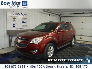 2011 Chevrolet Equinox 1LT *AWD*REMOTE START*REAR CAMERA*