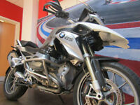 BMW R 1200 GS TE SPEC