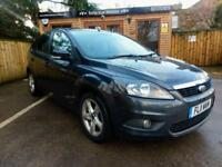 2011 FORD FOCUS 1.6TDCi 110 ZETEC 5 DOOR IN GREY