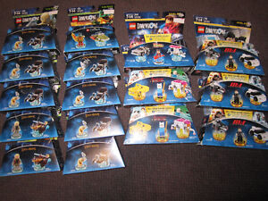 LEGO Dimensions Level & Fun Packs and Starter Packs - on Choice