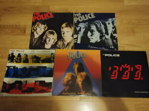 Records\Albums - 5 The Police