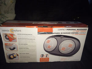 Compact personal portable heat therapy Massager! Windsor Region Ontario image 1