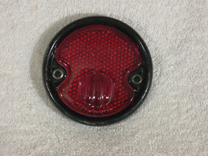 NEW 1932 1933 DeSoto glass tail light lens