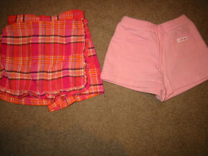 Girls 18 Months Pant Sets, Skirts and Shirts
