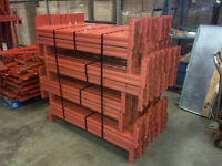 Used Redi Rack Beams For Pallet Racking - $10 each
