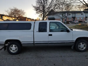 98 CHEVY CHEYENNE TRUCK FOR SALE!!!!!!