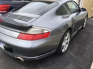 2003 Porsche 911 Twin Turbo Coupe (2 door)