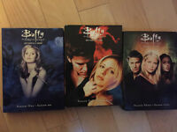 Buffy the Vampire Slayer Seasons / Saisons 1-3 DVD