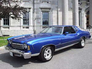 1975 monte carlo california car