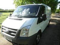 Ford Transit 2.2TDCi Duratorq ( 85PS ) 280S ( Low Roof ) 280 SWB 08 REG 63K