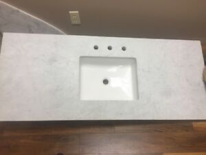Granite Prefab vanity tops sale