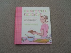 Deceptively Delicious by Jessica Seinfeld Cambridge Kitchener Area image 1