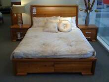 KingSize Bed Suit:1500 (King Size Bed x1, Bedside x2, Chest x1) Chatswood Willoughby Area Preview