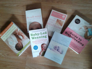 !!Breastfeeding Books- Bestsellers!!