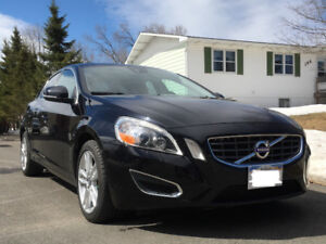 2012 Volvo S60 T6   AWD   Low kms!   2 sets of wheels & tires!