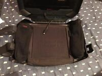 travel case for xbox one/360 and ps4/3. good condition. around 4 months old only used a few times.