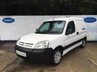 2010 60 Citroen Berlingo First 1.6HDi ( 75 ) Diesel Van