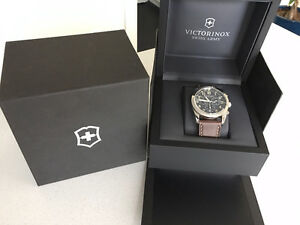 Victorinox men's Swiss Army Infantry Watch - Never Used