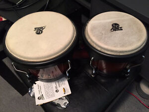 Bongo Drums (like new) LP Aspire $60