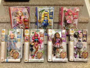 New! Ever After High Dolls Just reduced!!