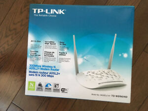 Brand-new wireless Router
