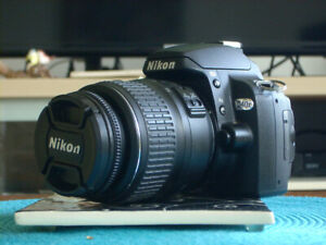 Minty Nikon D40X 10.2 MP with Lens