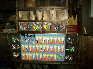 FOR SALE BRANDNEW LURES STILL IN PACKAGES
