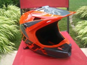 Shift - Assault - XXL - Race Orange MX Helmet - New / Never Worn