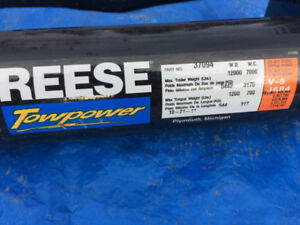 Reese Towpower Multi-Fit Hitch Receiver