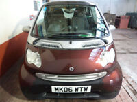 Smart Smart 0.7 Fortwo Passion 12 MONTHS WARRANTY 12 MONTHS MOT FULL SERVICE