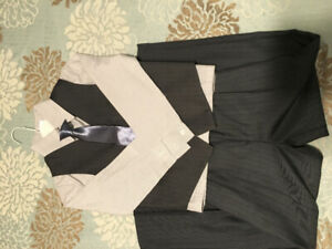 Boys suit and dress shoes for sale