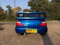 2004 Subaru Impreza Wrx ✅HPI CLEAR / New Sti Clutch fitted✅