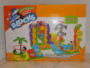 AMUSEMENT PARKS BLOCKS CONSTRUCTION SET
