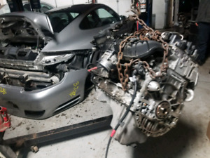 BMW N54 ENGINE PART OUT | 335 135