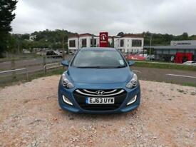 2013 Hyundai i30 Active Blue Drive Crd 5dr 109hr 5 door Hatchback