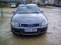 Audi A8 4.0TDI auto 2004MY quattro