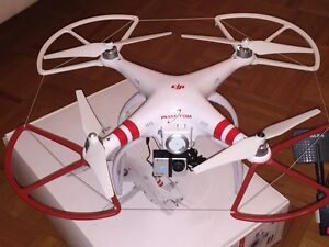 DJI Phantom FC40 with lots of extras West Island Greater Montréal image 2