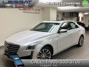 2018 Cadillac CTS Premium Luxury Collection AWD