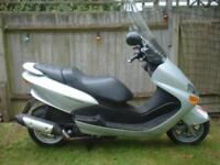Yamaha YP125R Majesty Scooter